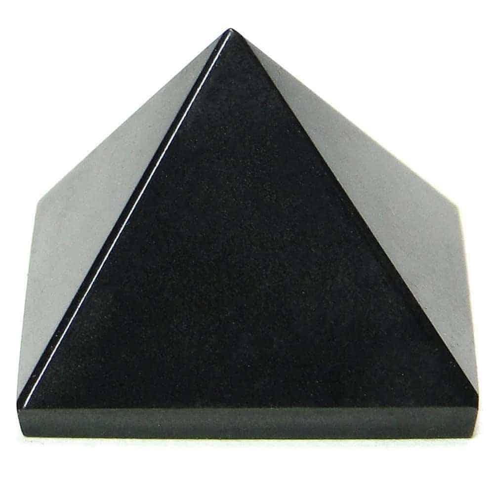 Black Agate Pyramid Nature's Crest PY0004 ₹249.00