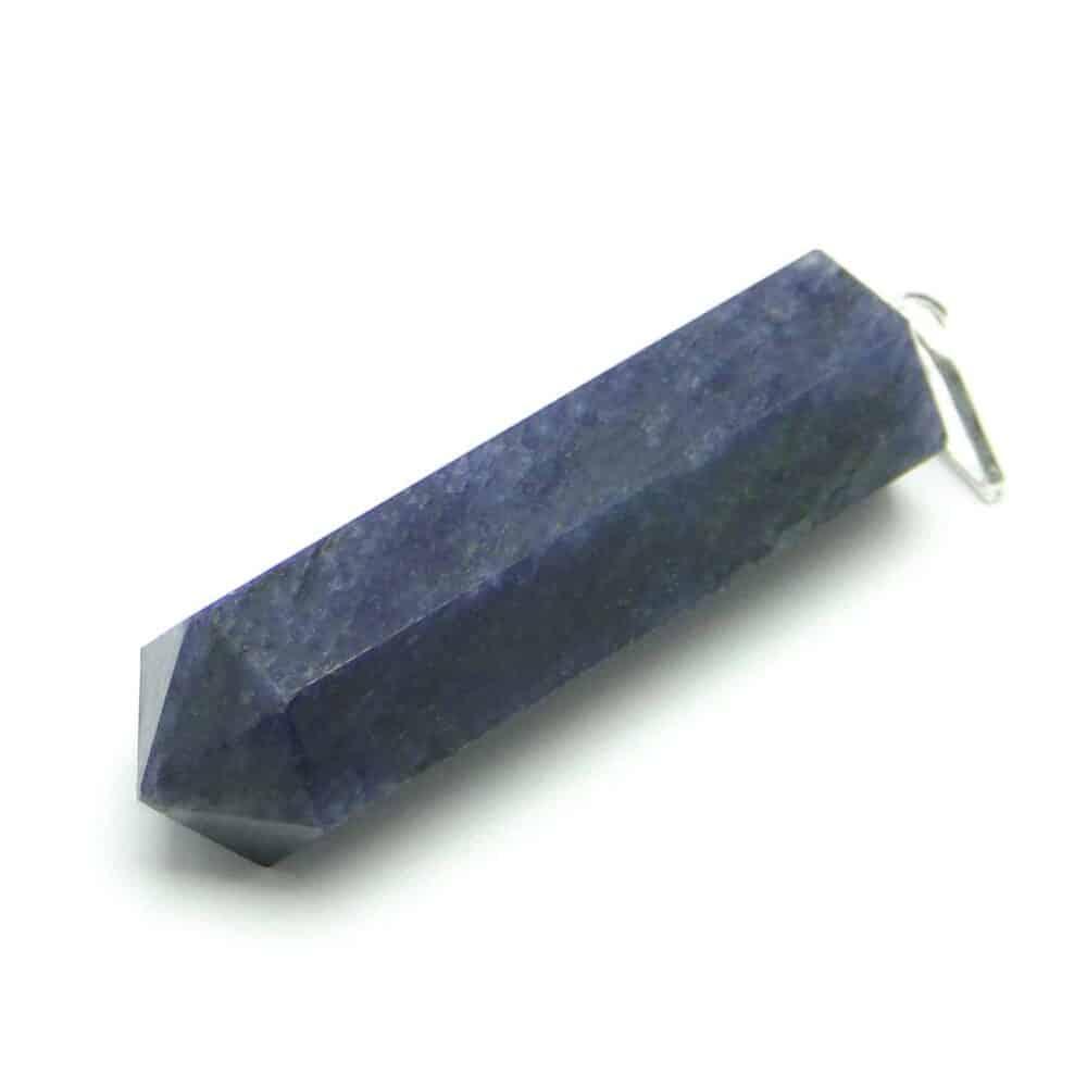 Blue Aventurine Pencil Pendant Nature's Crest PP005 ₹249.00