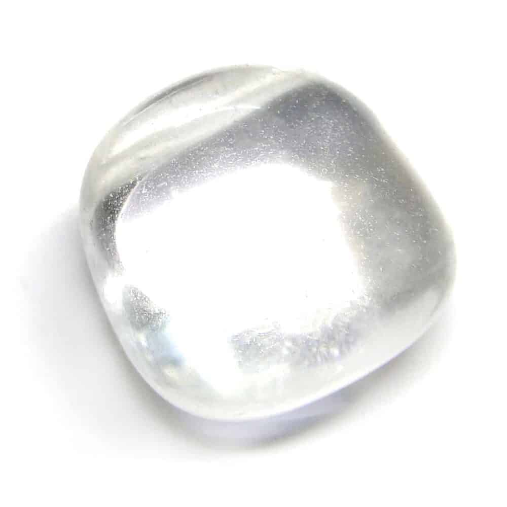 Crystal Quartz (Sphatik) Tumbled Pebble Stones Nature's Crest TS005 ₹199.00