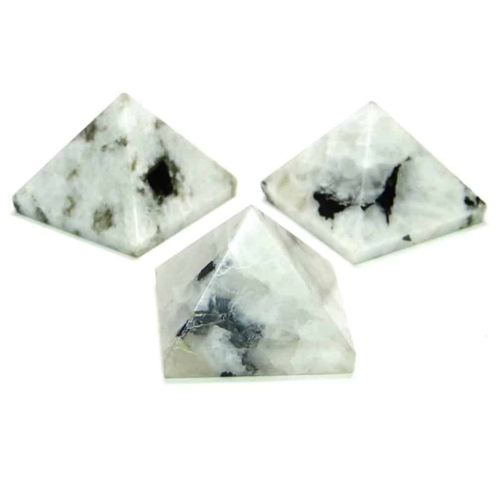 Rainbow Moonstone Pyramid Nature's Crest PY0011 ₹ 249.00