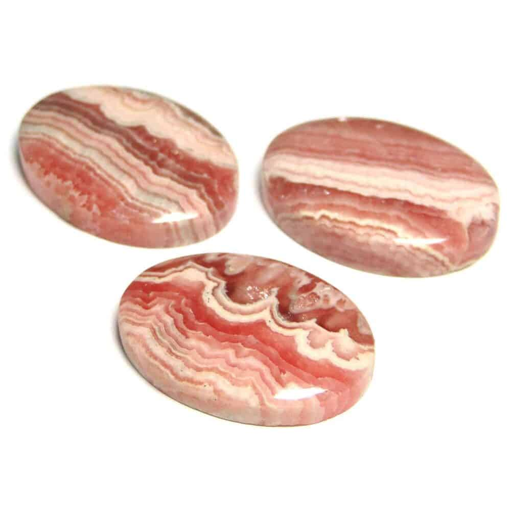 Rhodochrosite Oval Cabochon Nature's Crest CO0037 ₹ 1,499.00