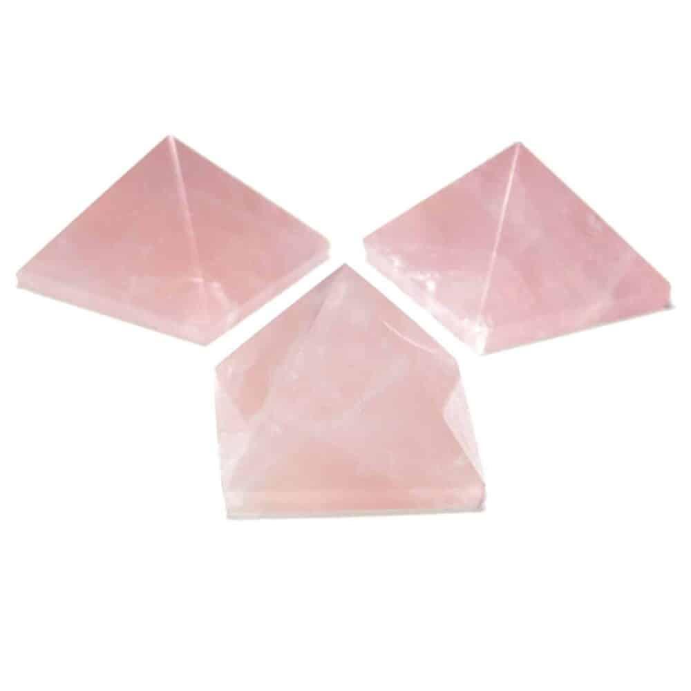 Rose Quartz Pyramid Nature's Crest PY0007 ₹249.00