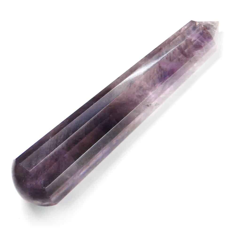 Amethyst Healing Wand Massage Stick Nature's Crest MS004 ₹ 749.00