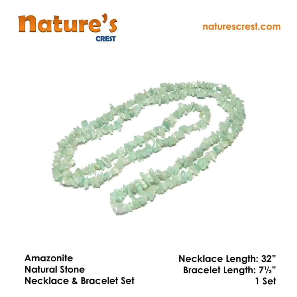 Amazonite Chip Beads Nature's Crest TC001 ₹ 249.00