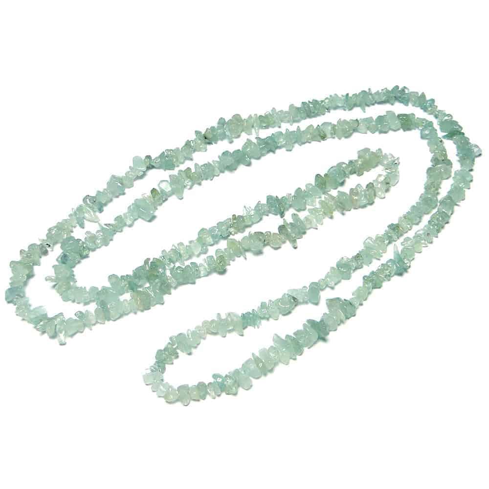 Aquamarine Chip Beads Nature's Crest TC004 ₹399.00