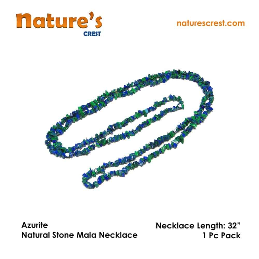 Azurite Chip Beads Nature's Crest TC005 ₹ 249.00