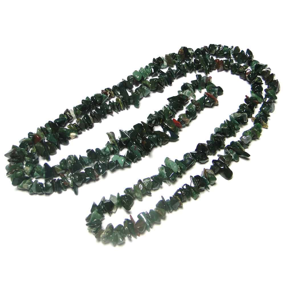 Bloodstone Chip Beads Nature's Crest TC007 ₹ 299.00