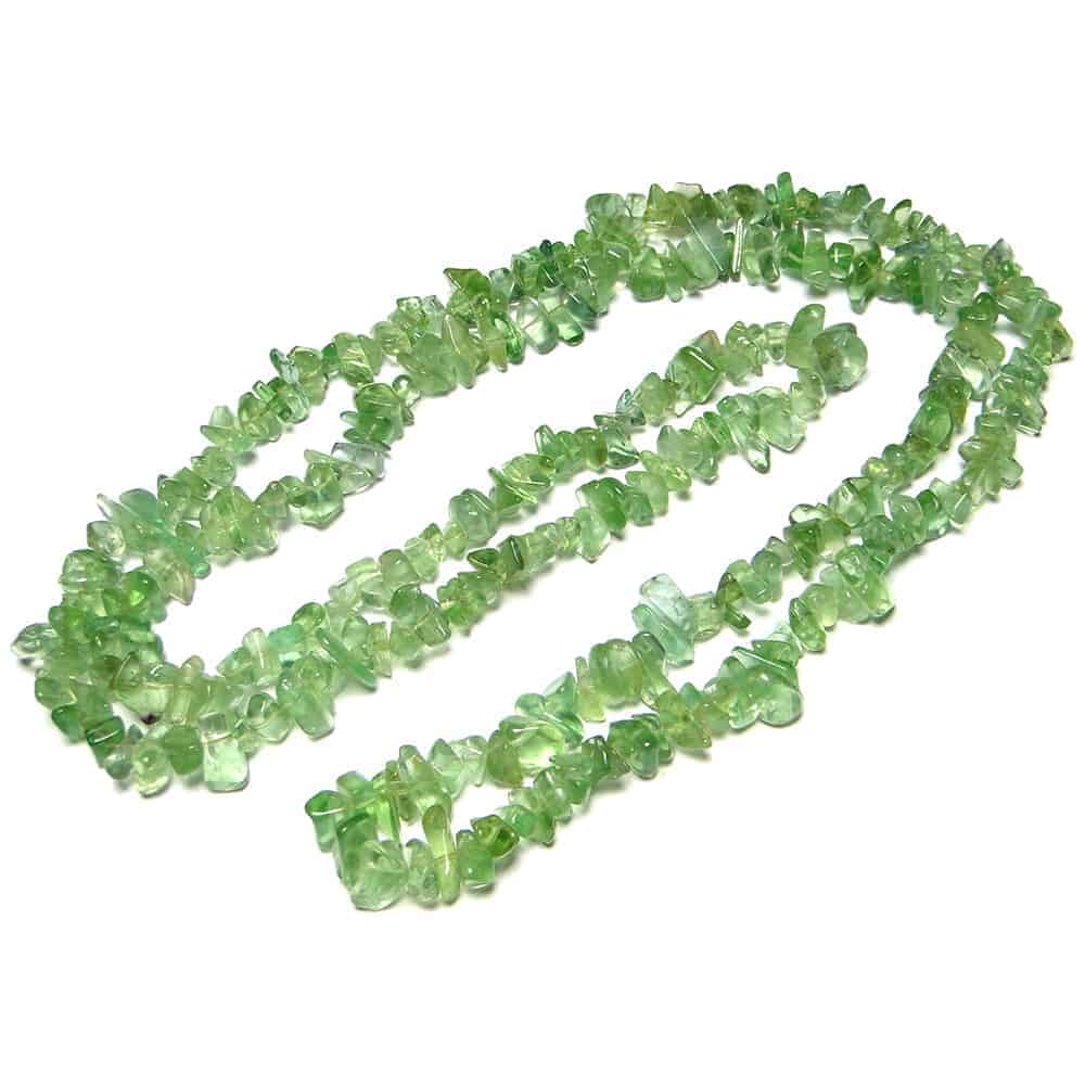 Green Fluorite Chip Beads Nature's Crest TC020 ₹ 249.00
