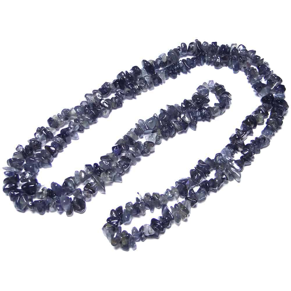 Iolite Chip Beads Nature's Crest TC028 ₹ 249.00