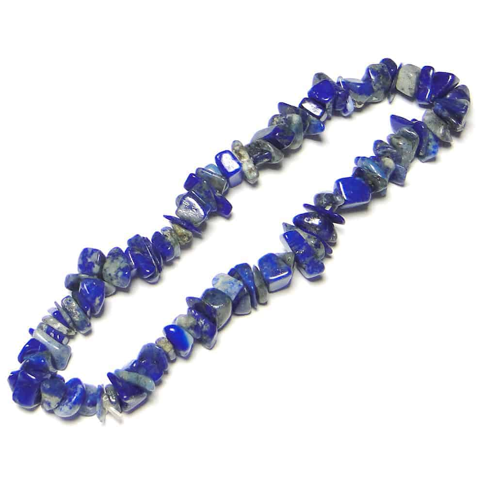Lapis Lazuli Chip Beads Nature's Crest TC030 ₹ 299.00