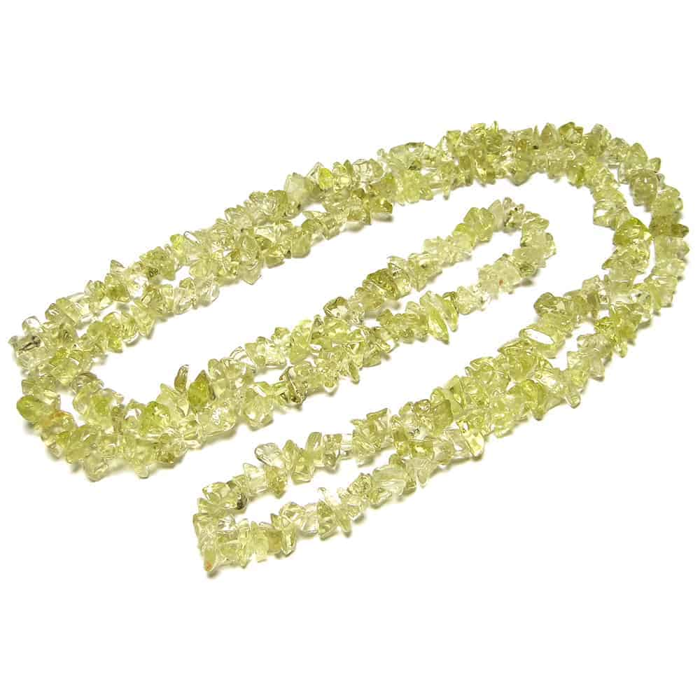 Lemon Quartz Chip Beads Nature's Crest TC031 ₹ 299.00