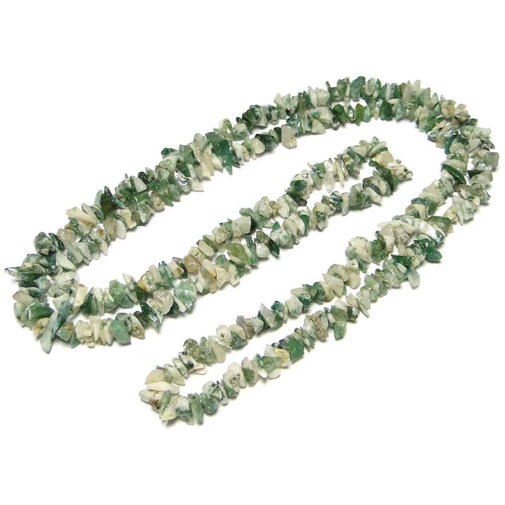 Tree Agate Chip Beads Nature's Crest TC048 ₹299.00